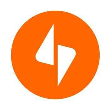 SoCo lightning logo white bg